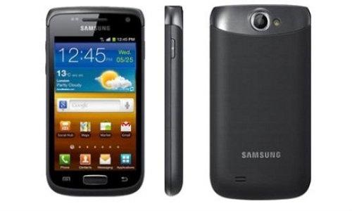 A compact looking Samsung Galaxy W I8150 | 3ஜி தொழில் நுட்பத்துடன் புதிய சாம்சங் ஸ்மார்ட்போன்