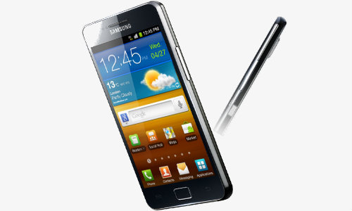 samsung starts ics updation for galaxy s ii in india