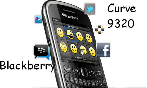 rim launches blackberry curve 9320 at rs 15990