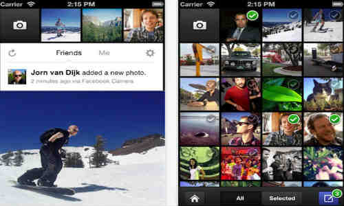 facebook launches new camera app for apple iphone