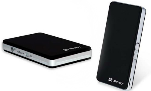 mercury launches kobians 3g mobile router