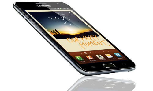 samsung galaxy note ii to launch coming october