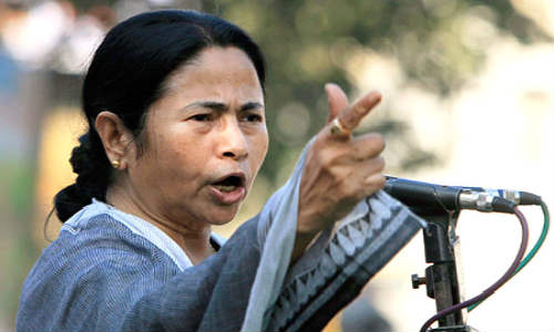 mamata banerjee launches facebook page