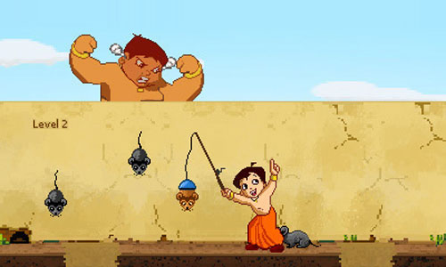 chhota bheem mice mayhem