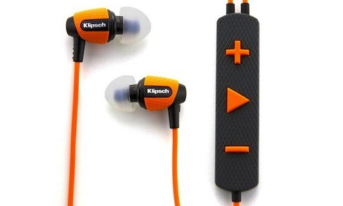 klipsch s4i rugged in ear headphones