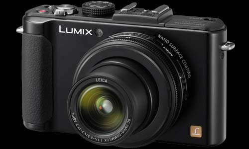 panasonic lumix lx7 powered by venus engine with a built in intelligent module