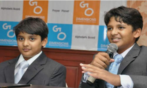 Chennai Brothers Great Dream to Launch Go Sheet Tablet