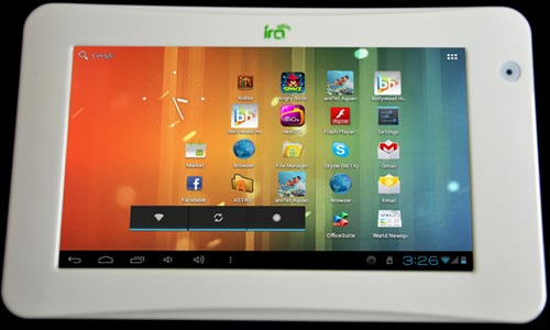 wishtel launches ira thing 2 tablet at rs 6500