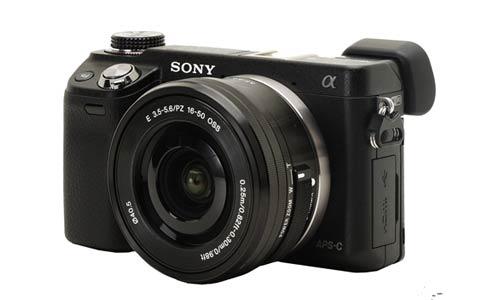 Sony NEX-6 official: $850 mirrorless camera with Wi-Fi and three new lenses |  சோனியின் அடுத்த புதிய மிரர்லெஸ் கேமரா