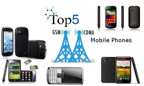 Top 5 Latest GSM And CDMA Mobile Phones Available in India   ஜிஎஸ்எம் மற்றும் சிடிஎம்ஏ வசதியில் டாப்-5 ஸ்மார்ட்போன்கள்!