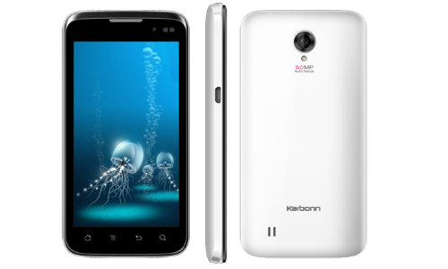 Karbonn's A9+ and A21 dual-SIM smartphones spotted online