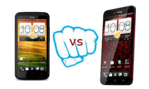 HTC One x+ vs HTC Droid DNA