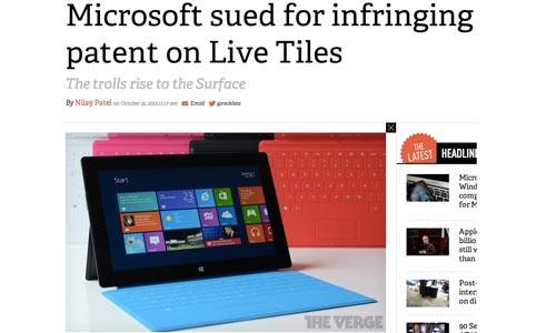 Microsoft vs Sarfcast