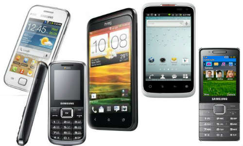 Best 5 Mobilephones with GSM + CDMA support: Diwali Special