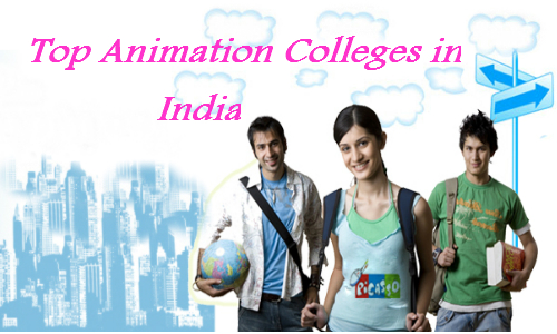 top animation institutes in india