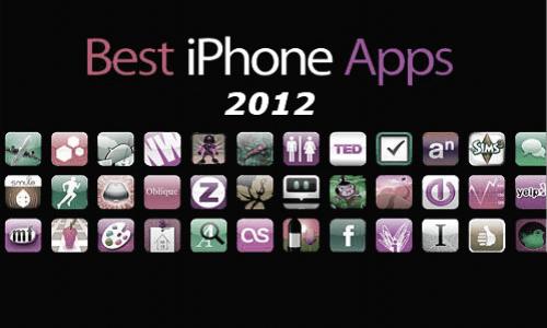 2012-ன் சிறந்த ஐபோன் அப்ளிகேசன்கள்