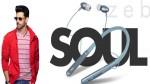 Zebronics அறிமுகப்படுத்தும் Zeb- Soul வயர்லெஸ் நெக்பேண்ட் இயர்ஃபோன்.