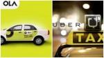 ola, uber சேவை தொடக்கம்: ஏசி ஆஃப், 2 பேர் மட்டும் அனுமதி, டிரைவரோடு ஒரு செல்பி, இன்னும் பல,