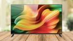 விரைவில் இந்தியாவில் அறிமுகமாகும் 43-இன்ச் ரியல்மி ஸ்மார்ட் டிவி 4K.!
