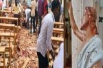 இலங்கை குண்டு வெடிப்பு 290 பேர் பலி- 6 தீவிரவாதிகளின் பெயர் சமூக இணையதளத்தில் வெளியீடு.!