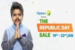 Flipkart Republic Day Sale 2020: நீங்கள் தவறவே விட கூடாத அட்டகாசமான சலுகைகள் இவைதான்!