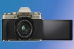Fujifilm X-T200 மிரர்லெஸ் கேமரா ஃபிலிப் டிஸ்பிளேயுடன் அறிமுகம்! விலை என்ன தெரியுமா?