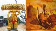 உலகின் முதல் விமானியே ராவணன் தான்-கர்ஜிக்கும் இலங்கை.!