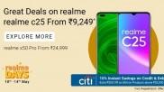 Flipkart Realme Days Sale MAY 2021: ரியல்மி ஸ்மார்ட்போன்களுக்கு அதிரடி விலைகுறைப்பு.!