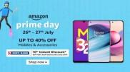 Amazon Prime Day 2021: குறைந்த விலையில் ஸ்மார்ட்போன்களை வாங்க சரியான நேரம்.!
