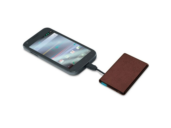 Credit Card Sized Cell Phone Charger