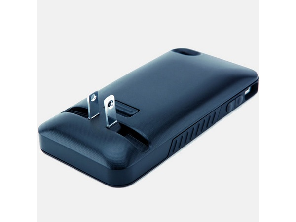 JuiceTank Wall Charger iPhone Case