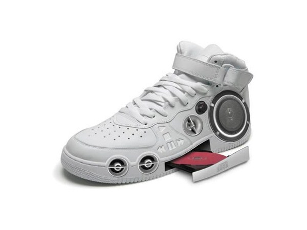 Gangster CD Stereo Sneakers