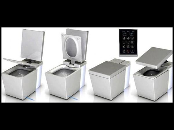 The Kohler Numi Toilet System: $6,400