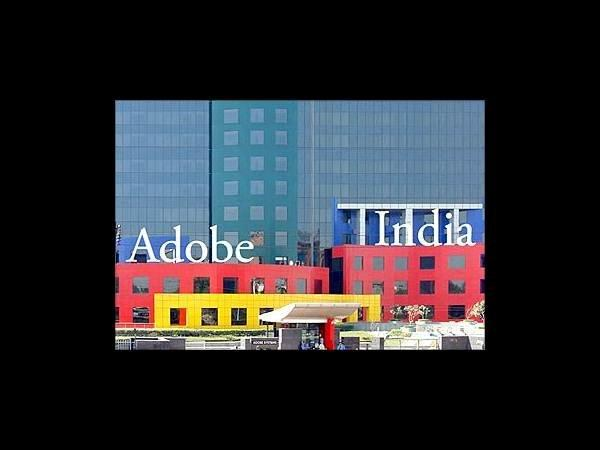 Adobe headquarters, Noida