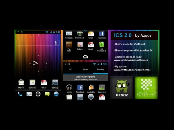 6. ICS2 By Azooz Theme