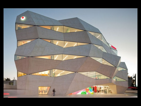 Vodafone Head Office – Portugal