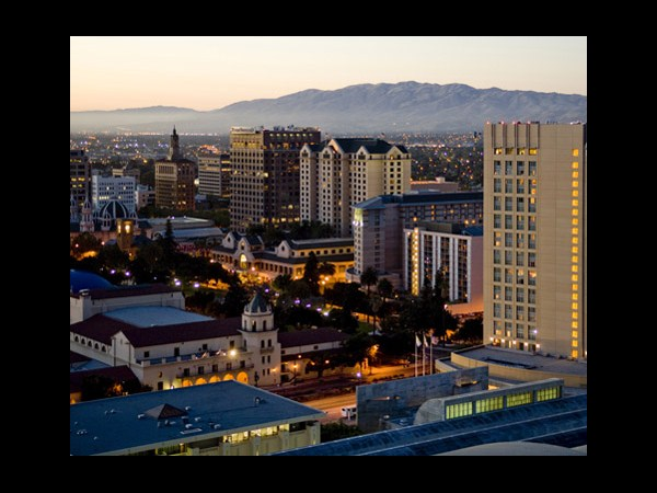 3. San Jose - Silicon Valley, Calif.