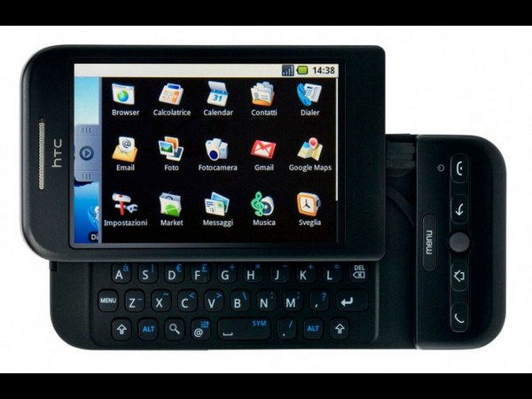 HTC Dream - 2008