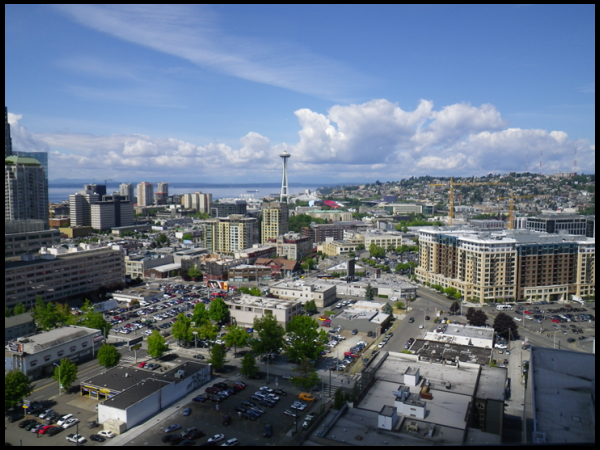 How much should you charge to wash all the windows in Seattle?