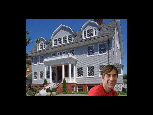 13 Mark Pincus' class San Francisco mansion