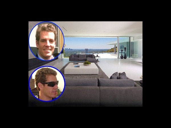 11 The Winklevoss Twins' Los Angeles mansion