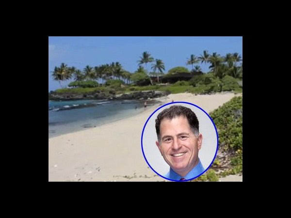 5 Michael Dell's Hawaiian 'Raptor Residence'