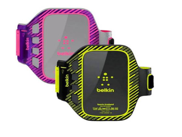 13. BelkinEase Fit Plus Armband