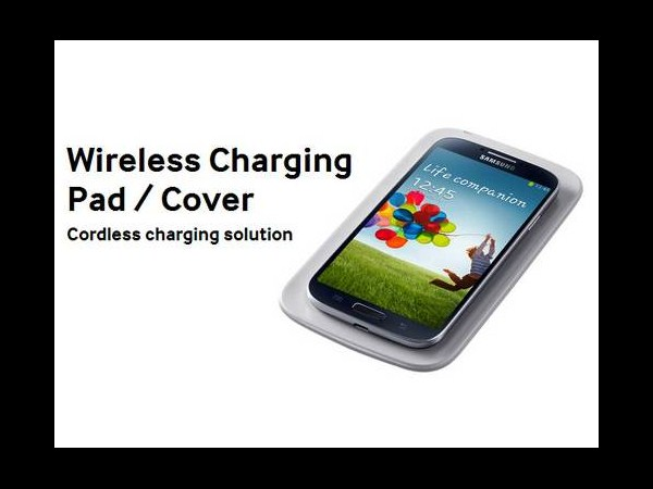 4. Wireless Charging Pad/Cover