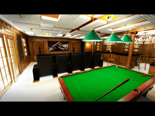 12. Billiard Club