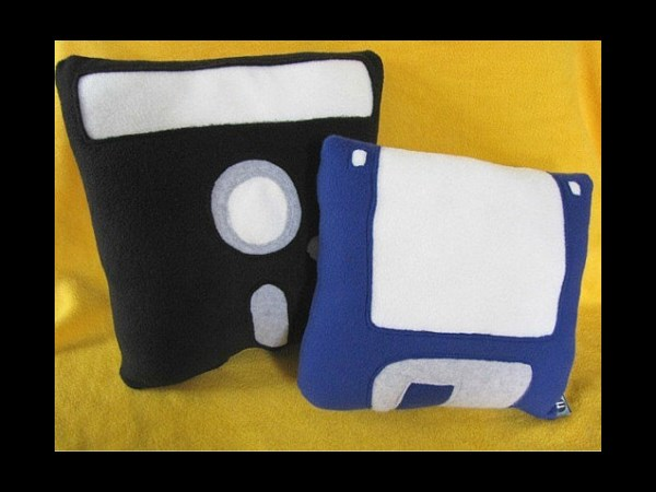 Tech Inspired Pillows For Geeks