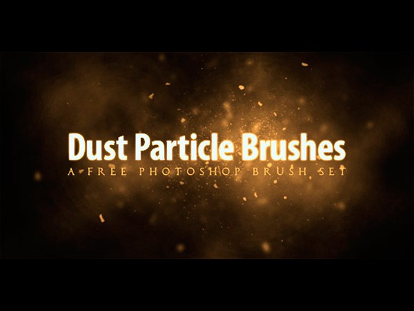 Dust Particle Brushes