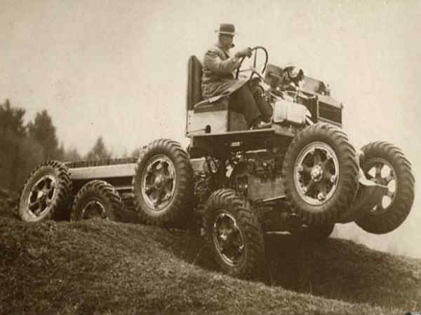 All Terrain Car (England, 1936)
