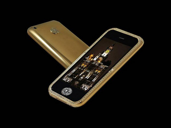 apple gold striker iphone