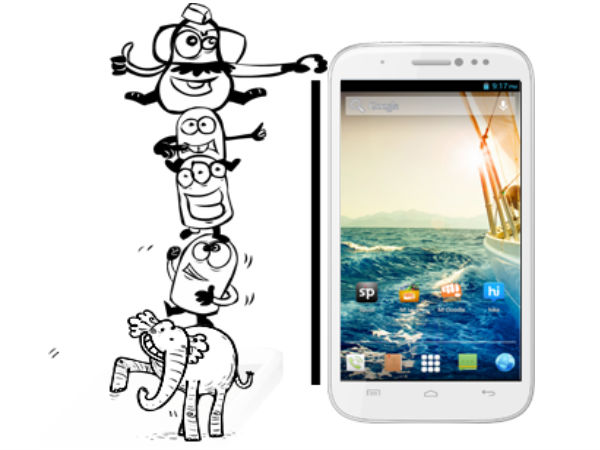 Micromax Canvas Doodle 2 A240